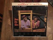 JOE WILDER & JOE NEWMAN -Hangin' Out ~CONCORD JAZZ 262 {nm} w/Jones, Reid, Smith