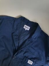 NORSE PROJECTS APC CLASSIC CHORE SLIM JACKET BLUE XL VGC