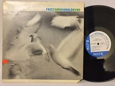 Donald Byrd Free Form EX BLUE NOTE LIBERTY VAN GELDER Wayne Shorter