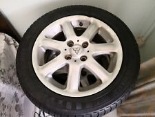 Mitsubishi Lancer Rims and tyres x 4