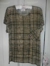 STYLISH & TRENDY DIESEL TOP, SIZE S, MADE IN ITALY, 80% WOOL/20% NYLON