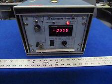 Accumeasure 1000  Measurement System  Model 1006     A-0209-26