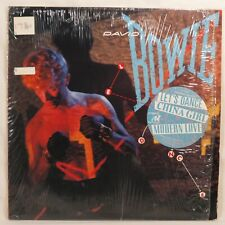 DAVID BOWIE - Let's Dance >  1st US Issue EMI  LP SIS w/ hype > EX/NM < R Ludwig