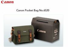 CANON Herringbone 6520 Camera Shoulder Bag for D-SLR SLR RF Mirrorless Lens n_o