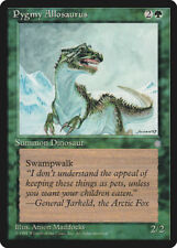 Mtg X4: Pygmy Allosaurus, Ice Age, R, Moderate Play - Free Us Shipping!