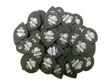 Dunlop Guitar Picks 72 Pack Tortex Pitch Black Jazz 1.0mm 482R1.0