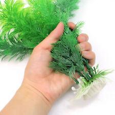 11.8Large Artificial Fake Plastic Plants Aquarium Fish Tank Decoration Ornament