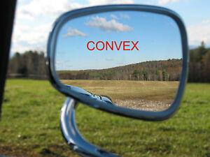 MERCEDES 230SL 250SL 220SE 190SL 300d CONVEX R or L OUTSIDE MIRROR GLASS 110 113
