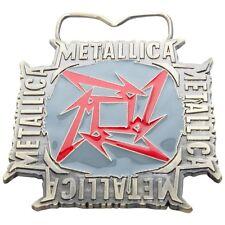 Metallica-square-Boucle de ceinture/Buckle-Neuf