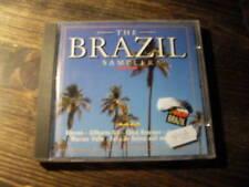 """THE BRAZIL SAMPLER """" djavan,gil,buarque......""""      CD"""