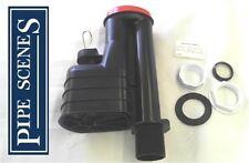 "FLUIDMASTER 9"" compatto WC SIFONE Small si adatta standard Ideale Armitage Shanks"