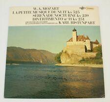 RISTENPART / MOZART / French ERATO STE 50232 / Jacques Chambon