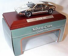 BMW M1 Silver Cars Collection New in box