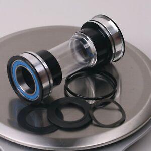 J&L BB92/BB86/PF92 Bottom Bracket fit Shimano/SRAM GXP/Rotor/FSA-Ceramic Bearing