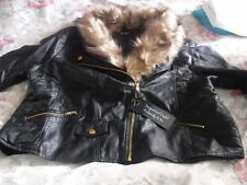Unbranded Leather Plus Size Coats & Jackets for Women
