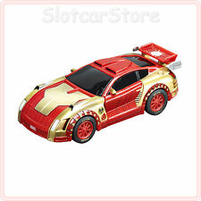 "Carrera Go 61256 Marvel The Avengers ""Iron Man Tech Racer"" 1:43 slotcars voiture"