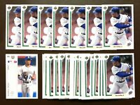 50) KEN GRIFFEY JR Seattle Mariners 1991 Upper Deck UD LOT Baseball Card #555
