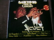 Coral 12 inch DLP  SATCHMO Live in Concert  (1947)