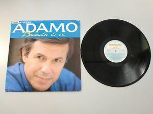 0920- SALVATORE ADAMO BUSCADOR DE ORO ES 1987 LP VIN POR VG DIS VG