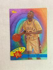 Charlie Ward Florida State Seminoles 1994 Classic Basketball Card PTP 10