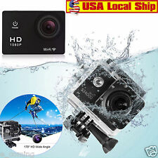 Original Full HD 1080P WIFI SJ4000 Action Sports Camera Camcorder Waterproof USA