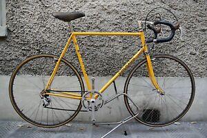 colnago super CX ciclocross campagnolo nuovo record italian steel bike eroica 3t