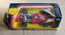 CORGI, PATRICK EAGLE RACING CAR Nº159, MADE IN GREAT BRITAIN WITH BOX, 1974.