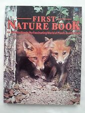 First Nature Book (Hardcover) 1976 Treasure Press