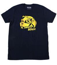"Crash Bandicoot "" N.Sanity Plage "" Adulte T-Shirt ( Loot Crate Exclusivité)"