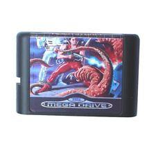 Alien Storm 16-Bit Fits Sega Genesis Mega Drive Game