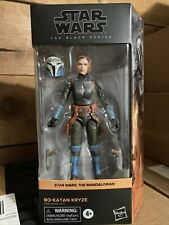 Star Wars Black Series Bo-Katan Kryze Mandalorian Rebels Figure New