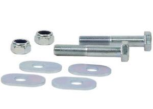Rear Control arm lock bolt kit FOR SUBARU OUTBACK BP INCL TURBO 9/03-8/09