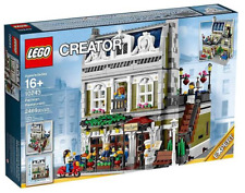 LEGO 10243 MODULAR BUILDINGS PARISIAN RESTAURANT BRAND NEW SEALED BOX