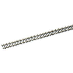 """Peco PPC SL-300F One (1) Piece N-Scale/Gauge Code-55 36"""" Flex Track, Brown Ties"""