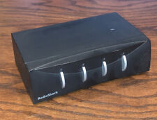Radio Shack Audio Video Selector Switch Cat No 15-1978 Per-Owned Tested 4 Inputs