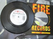 "Television Personalities Salvador Dali's Garden Party Fire Records BLAZE 37S 7"""