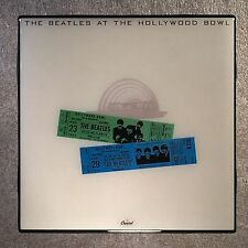 THE BEATLES At The Hollywood Bowl Coaster Record Cover Ceramic Tile