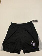 Nike Colorado Rockies Franchise Shorts NWT Men's Size: XL MLB