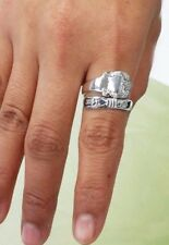 Sterling Silver Spoon Ring Women's Ring Size 5 - 10
