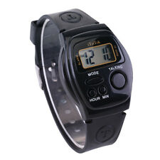 FREE USA Shipping NEW English Speaking Talking Watch For Blind Visually Impaired