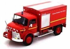 Camions miniatures Mercedes, 1:43