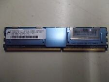 Ram Dimm 398707-051 Micron 2GB DDR2 2Rx4 PC2-5300F ECC , P/N 398707-051, #Su137