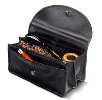 VAUEN Pfeifentasche 571 Classic Leder für 1-2 Pfeifen - Der Klassiker - Tasche