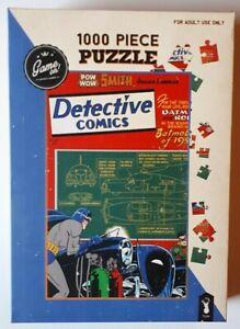 Detective Comics Batman & Robin Jigsaw 1000 pc