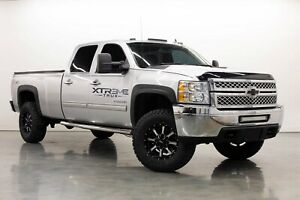 Textured Black 2007-2014 Chevy Silverado 2500 3500 HD OE Fender Flares Set