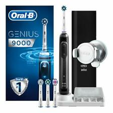 Oral-B Genius 9000 Rechargeable Electric Toothbrush - Black