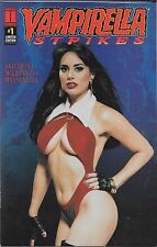 VAMPIRELLA STRIKES #1 LIMITED PHOTO COVER (VF/NM) HARRIS COMICS