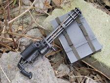 1/6 Scale ZY Toys Model M134 Gatling Minnigun Vulcan Cannon Gun Fit 12'' Figure