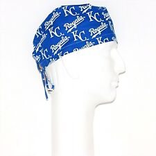 Mlb Kansas City Royals Theme Scrub Hat