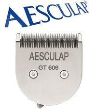 "Aesculap Akkurata Schermaschine Schneidsatz GT 606 ""neu"""